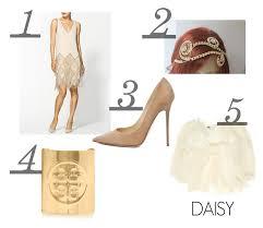 Daisy Buchanan Halloween Costume Dress Daisy Gatsby Sac Fashion Week