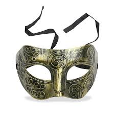 halloween masquerade mask greek costume accessories promotion shop for promotional greek