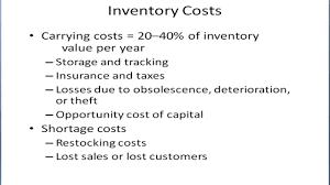 Flight Attendant Resume Example Inventory Management Eoq Model Youtube