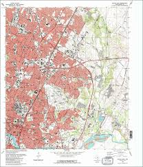 Augusta Ga Map The National Map Historical Topographic Map Collection