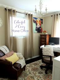 cozy home decor colorful cozy home office cozy country living