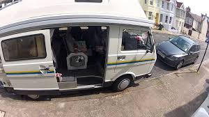 volkswagen westfalia camper interior westfalia florida vw lt 1 packed and ready to go youtube