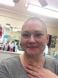 hair lessons from a bald mom and breast cancer survivor