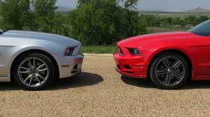 used 2013 mustang 5 0 2013 ford mustang gt vs v6 mustang 0 60 mph mile high mashup test