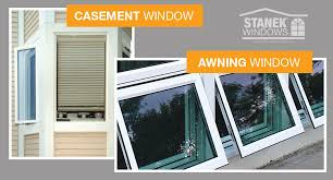 awning window treatments awning vs casement windows what s the difference
