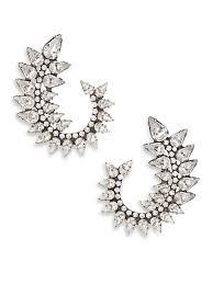 two sided earrings turnshoeson orsini men s decadence pavé two