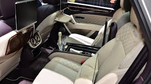 bentley mulliner tourbillon 2018 bentley bentayga mulliner stunning interior youtube