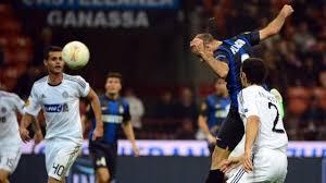 Hasil Liga Eropa 2012-13 Inter Milan vs Partizan