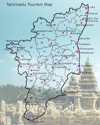 best tourist map of map of tamilnadu tamilnadu maps tourist map of tamilnadu