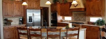 Alder Cabinets Kitchen Need Help With Granite For Knotty Alder Cabinets Floor Plan