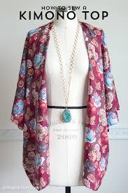 cute jacket pattern how to sew a kimono jacket