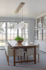 Contemporary Pendant Lighting For Dining Room Chandeliers Design Wonderful Linear Dining Room Chandeliers