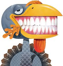 happy thanksgiving from the california dental association