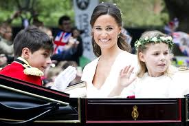 pippa middleton u0027s wedding details and rumours from the dress and