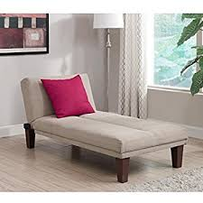 Chaise Beds Amazon Com Convertible Chaise Lounge Chair This Adjustable