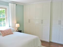 Sliding Closet Doors White White Wooden Sliding Closet Doors With Silver Steel Handlers