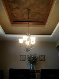 Tray Ceiling Dining Room - tray ceiling dining room italian venetian plaster be u2026 flickr