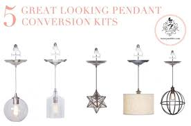 kit to convert recessed light to pendant pin by home decorators collection on myhdcstyle pinterest honey