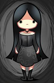 Emo Hairstyles Drawings by How To Draw Emo For Kids By Darkonator Drawinghub