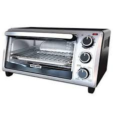 Toaster Oven Walmart Canada Black Decker 4 Slice Toaster Oven Stainless Steel To1303sb