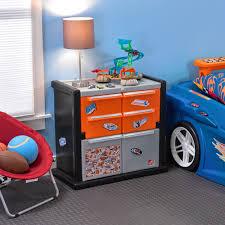 step2 wheels table wheels race car dresser kids storage step2