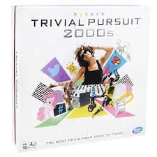 trivial pursuit 80s trivial pursuit 2000s edition toys