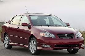 2005 toyota corolla review 2007 toyota corolla overview cars com