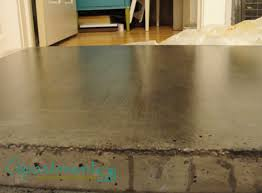 concrete countertop finishes bstcountertops