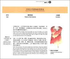 armor si鑒e social connaissances de chine ancient costumes and accessories