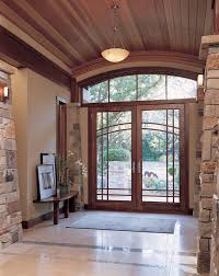 Interior French Doors With Transom - lenzen interior entry swinging french door and polygon transom