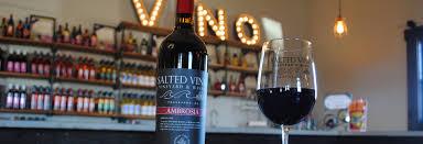 cuisine et vin de hors serie welcome to salted vines vineyard winery