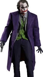 Heath Ledger Halloween Costume Joker Coat Dark Knight Rises