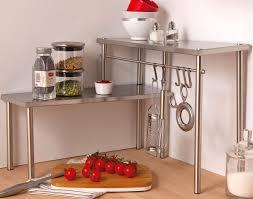 étagère à poser cuisine etagere angle cuisine cuisinez pour maigrir