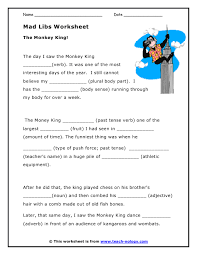 printable mad libs grammar pinterest mad libs mad and