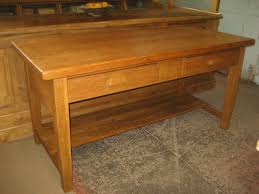 pine and oak bakers table antiques atlas