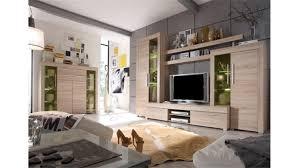 Wohnzimmerschrank Beleuchtung Boom Sonoma Eiche Sägerau Hell Mit Beleuchtung