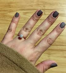 best nail color for rose gold ring weddingbee