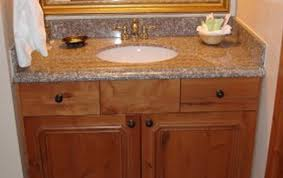 bathroom curvy grey granite bathroom vanity countertops and mirror