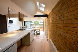 l shape extension added to victorian house interiorzine