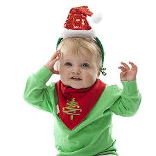 Adorable Christmas costumes for children