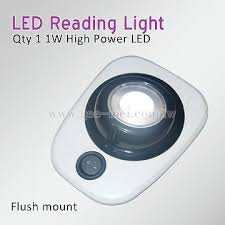 reading caravan taiwan rv eyeball led interior reading light map light cabin light
