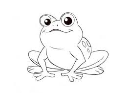 25 frog coloring pages ideas frog crafts