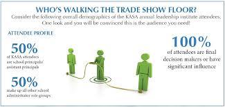 whos walking the trade floor