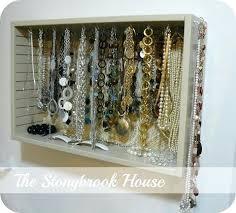 necklace display case images Diy necklace display jewelry display diy necklace display case jpg