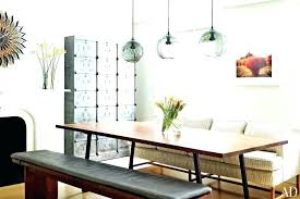 Dining Table Pendant Light Modern Dining Table Lighting Modern Dining Table With Glass How To