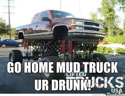 Lifted Truck Meme - 35 very funny truck meme pictures and images