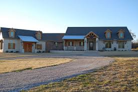 ranch style homes texas ranch style custom home steed custom homes