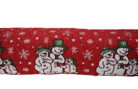 festive xmas draught excluder chenille window door draft guard