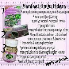 Teh Tinqu solusi sehat sesuai alquran dan assunnah 100 alami tanpa bahan