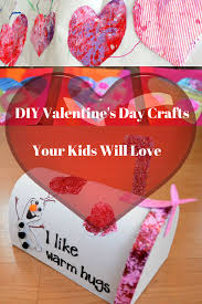 diy valentine u0027s day crafts for kids candystore com blog